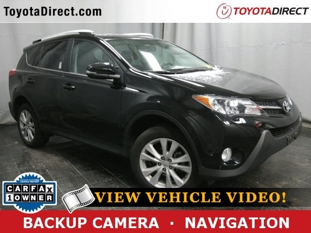 Photo 2015 Toyota RAV4 Limited SUV All-wheel Drive