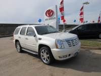 Used 2010 Cadillac Escalade Luxury SUV AWD For Sale in Houston