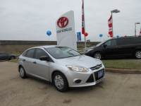 Used 2014 Ford Focus S Sedan FWD For Sale in Houston