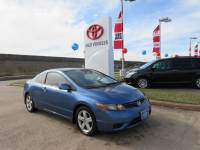 Used 2006 Honda Civic EX Coupe FWD For Sale in Houston