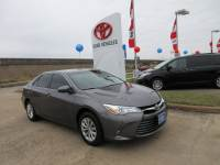 Used 2015 Toyota Camry LE Sedan FWD For Sale in Houston