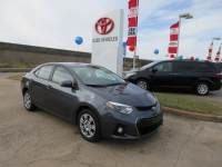 Used 2016 Toyota Corolla S Sedan FWD For Sale in Houston