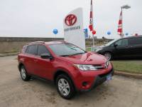 Used 2015 Toyota RAV4 LE SUV AWD For Sale in Houston