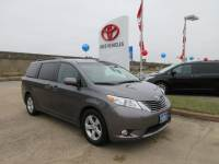 Used 2015 Toyota Sienna LE Minivan/Van FWD For Sale in Houston