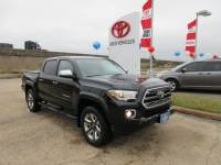 Certified 2016 Toyota Tacoma Limited Truck RWD For Sale