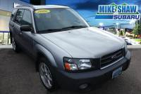 Used 2005 Subaru Forester 2.5X near Denver, CO