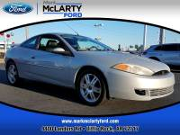 Pre-Owned 2002 MERCURY COUGAR 3DR CPE V6 35TH ANNIVERSARY Front Wheel Drive 3 Door Coupe