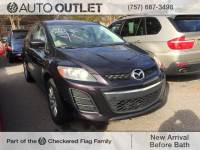 Pre-Owned 2010 Mazda CX-7 i SV FWD 4D Sport Utility