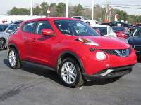 Certified Pre-Owned 2016 Nissan JUKE S AWD