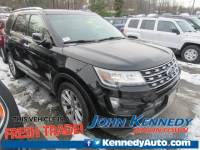 Certified 2016 Ford Explorer Limited SUV 6-Cylinder SMPI DOHC in Jenkintown