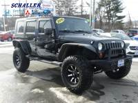 Pre-Owned 2010 Jeep Wrangler Unlimited SPORT Four Wheel Drive Convertible