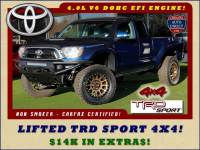 2014 Toyota Tacoma TRD SPORT Access Cab 4x4 - LIFTED - $14K EXTRA$!