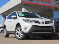2014 Toyota RAV4 Limited Navigation, Sunroof, Leather & Tech Pkg SUV Front-wheel Drive 4-door