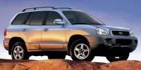 Used 2004 Hyundai Santa Fe LX