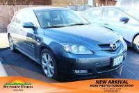 2009 Mazda Mazda3 s Sport Hatchback 4-Cylinder SMPI DOHC