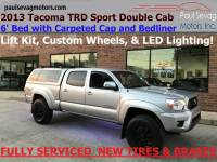 Used 2013 Toyota Tacoma Double Cab V6 4x4 For Sale | West Chester PA
