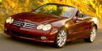 Pre-Owned 2007 Mercedes-Benz SL-Class 5.5L V8 With Navigation