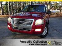 2008 Ford Explorer XLT 4.0L 4WD with LEATHER SUNROOF