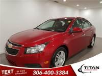 2012 Chevrolet Cruze LT Auto Turbo Red Bluetooth PST Paid