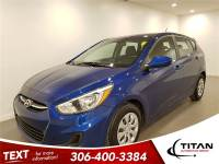2017 Hyundai Accent SE Auto Bluetooth Htd. Seats Low Kms