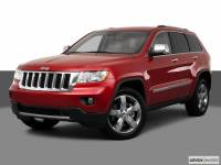 2011 Jeep Grand Cherokee 4WD 4DR Overland SUV