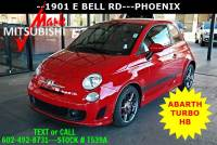 Used 2015 FIAT 500 Abarth For Sale | Phoenix AZ | VIN: 3C3CFFFH2FT615788