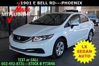 Used 2014 Honda Civic For Sale   Phoenix AZ   VIN: 19XFB2F5XEE042676