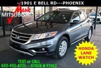 Used 2015 Honda Crosstour For Sale   Phoenix AZ   VIN: 5J6TF3H5XFL000277
