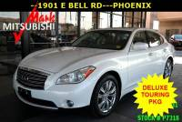 Used 2013 INFINITI M37 For Sale | Phoenix AZ | VIN: JN1BY1AP6DM512236