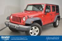 2010 Jeep Wrangler Unlimited Rubicon Convertible in Franklin, TN
