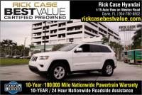 2015 Jeep Grand Cherokee Laredo 4x2 SUV - Miami Area