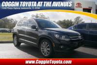 Pre-Owned 2013 Volkswagen Tiguan S w/Sunroof (A6) SUV in Jacksonville FL