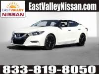 Used 2017 Nissan Maxima SR 4dr Car in Mesa