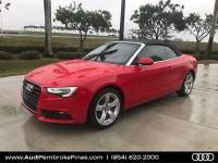 2014 Audi A5 Premium Convertible