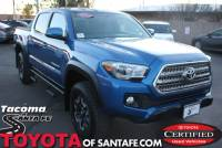 Certified Pre-Owned 2016 Toyota Tacoma TRO With Navigation & 4WD