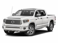 Certified Pre-Owned 2017 Toyota Tundra Platinum With Navigation & 4WD