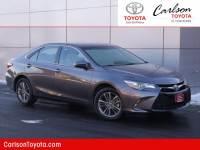 2015 Toyota Camry I4 Auto SE Sedan Front-wheel Drive