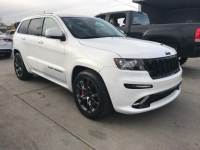 PRE-OWNED 2013 JEEP GRAND CHEROKEE 4WD 4DR SRT8 ALPINE 4WD