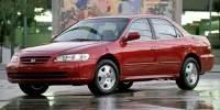 Used 2001 Honda Accord Sedan EX V6 Automatic with Leather