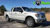 Used 2014 Ford F-150 Lariat 4x4