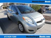 Pre-Owned 2010 Toyota Yaris Base FWD 5D Hatchback