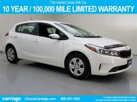 Pre-Owned 2017 Kia Forte LX FWD 4D Hatchback