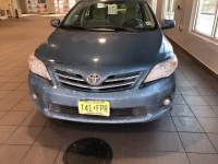 2013 Toyota Corolla LE Automatic Sedan Front-wheel Drive