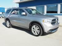 Used 2013 Dodge Durango For Sale | Triadelphia WV