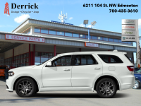 Pre-Owned 2017 Dodge Durango Used AWD R/TSunroof Nav Perf Steering $243.96 B/W