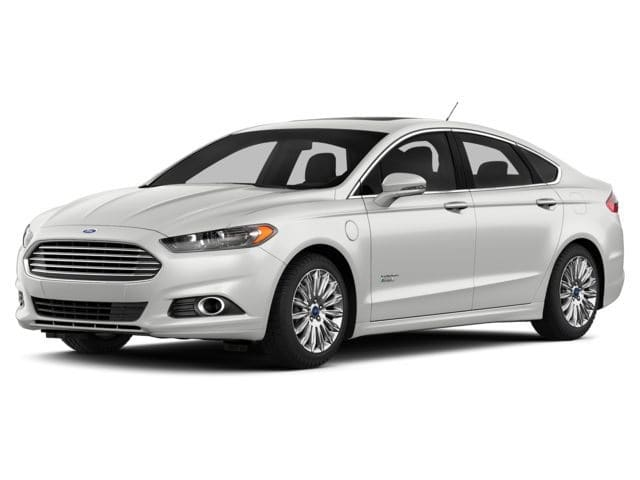 Photo Used 2015 Ford Fusion Energi For Sale  Davis CA