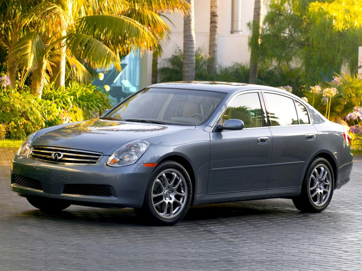 Photo Used 2005 INFINITI G35 Base in West Palm Beach, FL
