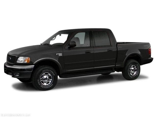 Photo 2001 Ford F-150 SuperCrew Harley-Davidson