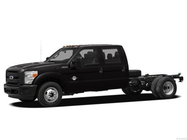 Photo 2012 Ford F-350 Chassis Cab Chassis Truck Rockingham, NC