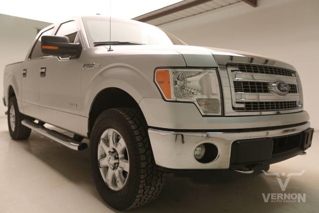 Photo Used 2014 Ford F-150 XLT Texas Edition Crew Cab 4x4 in Vernon TX